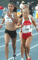 2006 girls mile