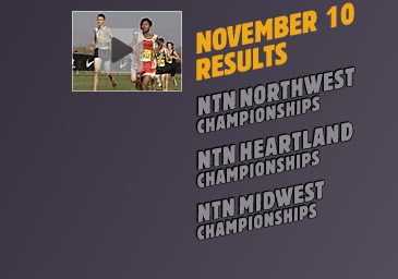 November 10 Results: NTN Northwest, NTN Heartland, NTN Midwest