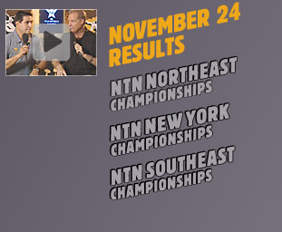 November 24 Results: NTN Northeast, NTN New York, NTN Southeast